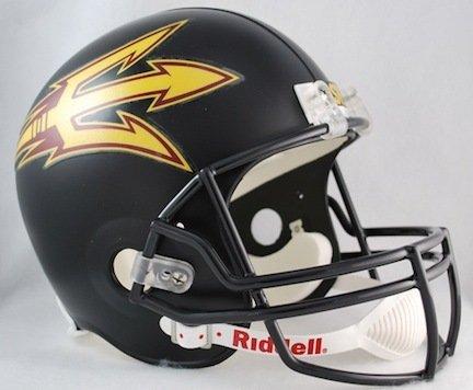 Riddell Arizona Wildcats Deluxe Replica Helmet (Wildcats Helmet Deluxe)