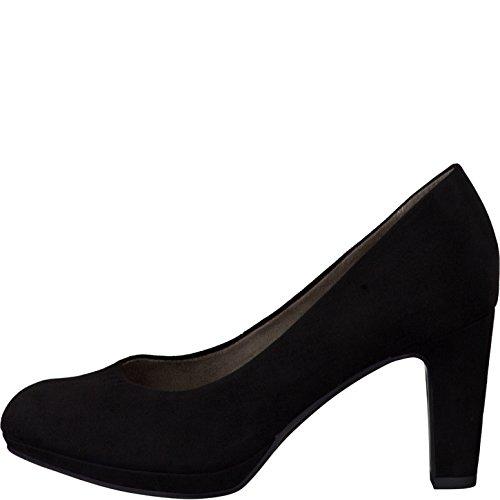 22450 Escarpins Pour Tamaris 21 Femme Noir pqdO0x