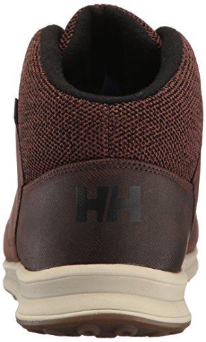 Helly Hansen Jaythen X, Stivali da Escursionismo Alti Uomo Marrone (Coffe Bean/Cement/Natu 743)
