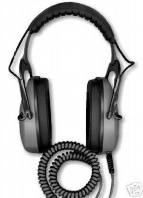 DetectorPro Gray Ghost Deep Woods Metal Detector Headphones Review