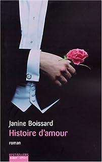 Histoire d'amour : roman