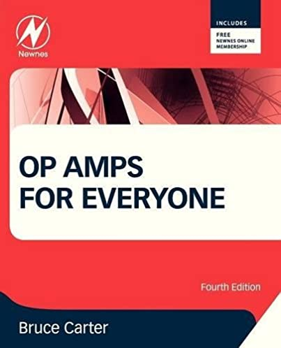 op amps for everyone bruce carter 9780123914958 amazon com books rh amazon com op amps for everyone design guide (rev. b) op amps for everyone design guide (rev. b)