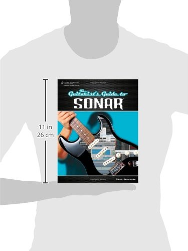 Amazon The Guitarists Guide To Sonar 9781435457683 Craig