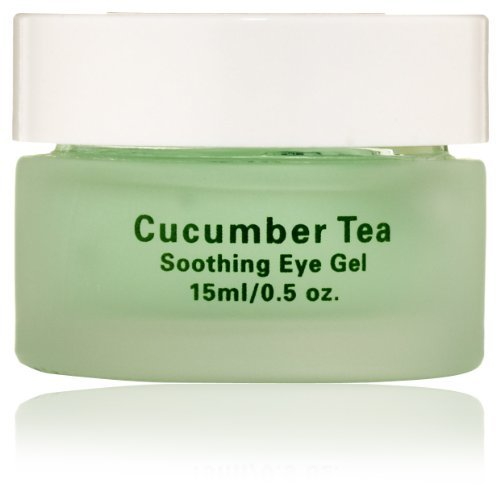 Basq Cucumber Tea Eye Gel .5 oz