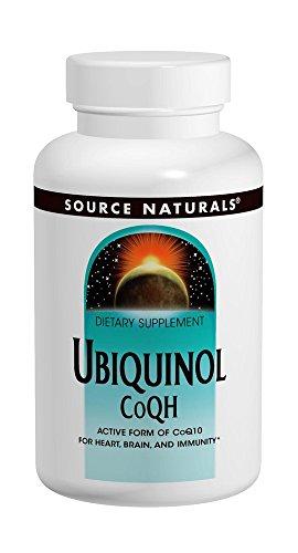 Source Naturals Ubiquinol CoQh 50mg, 120 Softgels Review