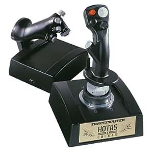 Thrustmaster Cougar HOTAS Joystick (USB) with Bonus IL-2 Sturmovik Software