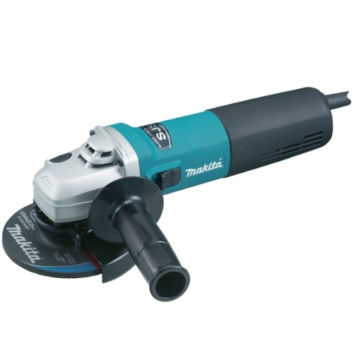 "Makita 9565CV 5"" SJS High-Power Angle Grinder"