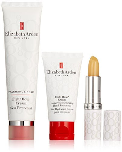 Elizabeth Arden Eight Hour Fragrance Free 3 Piece Set, 3 oz.