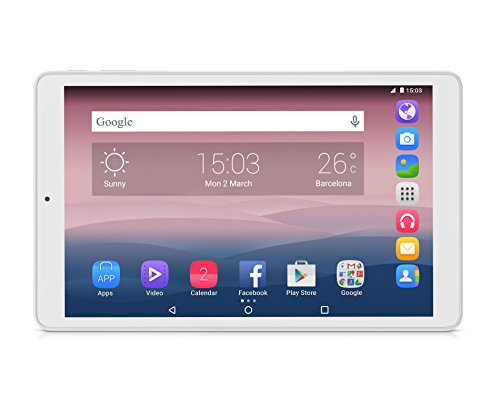 Alcatel Pixi 3 (10) Blanche | Tablette Android Wifi