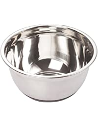 CheckOut 3 Qt. Stainless Steel Mixing Bowl with Black Silicone Base discount