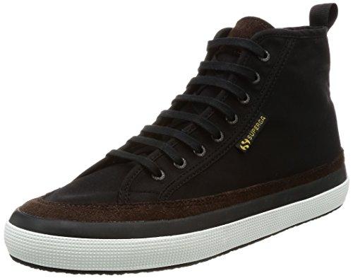 Superga Black Alto A 2795 Uomo Collo Sneaker waxcotsuem qpwqP0r