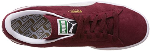 Puma Suede Classic Fs6, Zapatillas para Hombre Cabernet/Schwarz