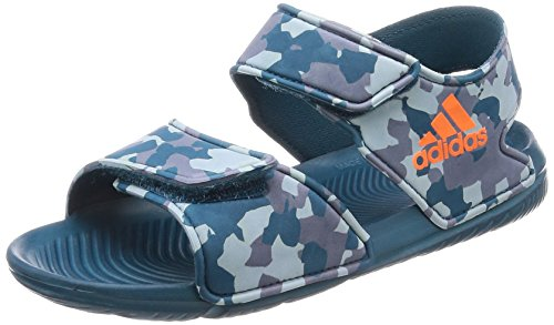 adidas Kinder Badeschuhe AltaSwim C Real Teal S18