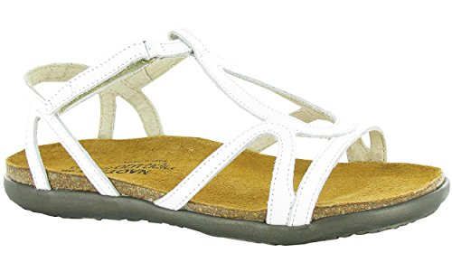 Dorith Leather Women's Naot White Footwear w0E1qaxvq