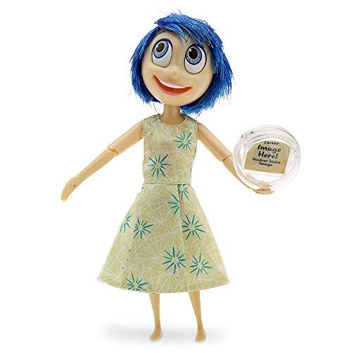 Disney Store Deluxe Joy Talking Doll - Inside Out 10'' H]()