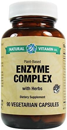 Natural Vitamin Co Bromelain Vegetarian product image