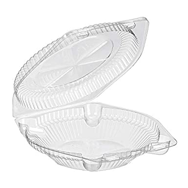 25 6 Clamshell Pie Container #CPC-106