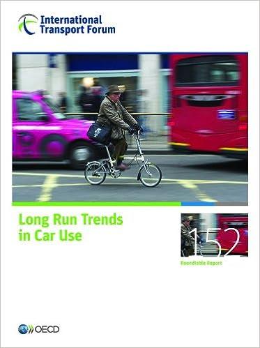 Livres Long-run Trens in Car Use pdf