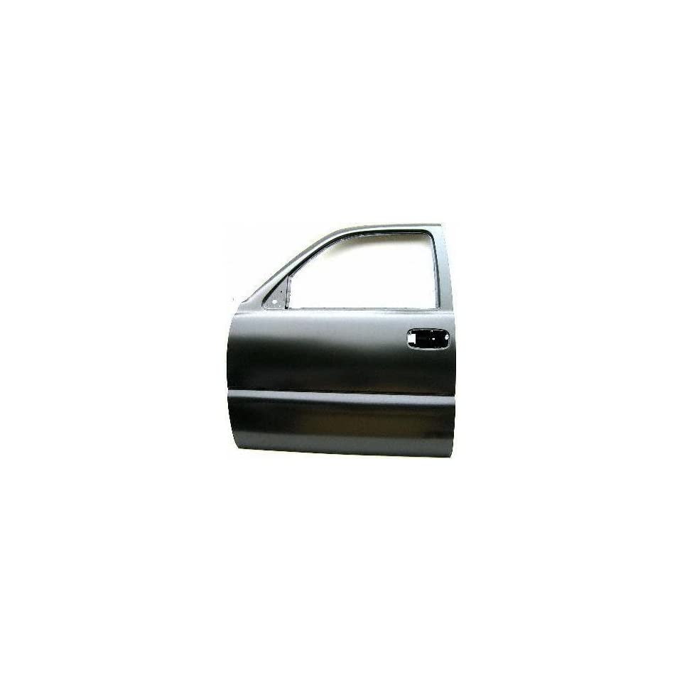 99 05 CHEVY CHEVROLET SILVERADO PICKUP FRONT DOOR SHELL LH (DRIVER SIDE) TRUCK (1999 99 2000 00 2001 01 2002 02 2003 03 2004 04 2005 05) 20116 15017223