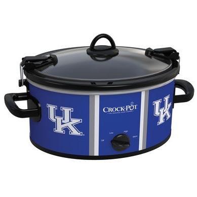 Collegiate Crock-Pot Cook & Carry Slow Cooker - 6 Quart (Kentucky Wildcats) (Cat Crock Pot compare prices)