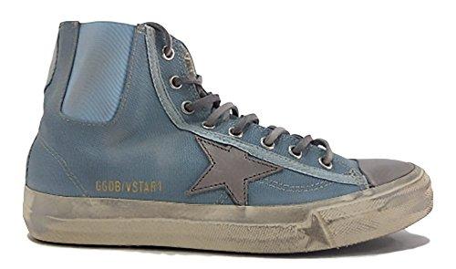 GOLDEN GOOSE Zapatillas Para Mujer Azul Azul Claro