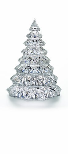 amazoncom waterford crystal christmas tree sculpture home kitchen - Crystal Christmas Tree