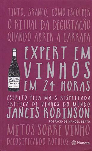 Expert em vinhos em 24 Horas – Nova edição
