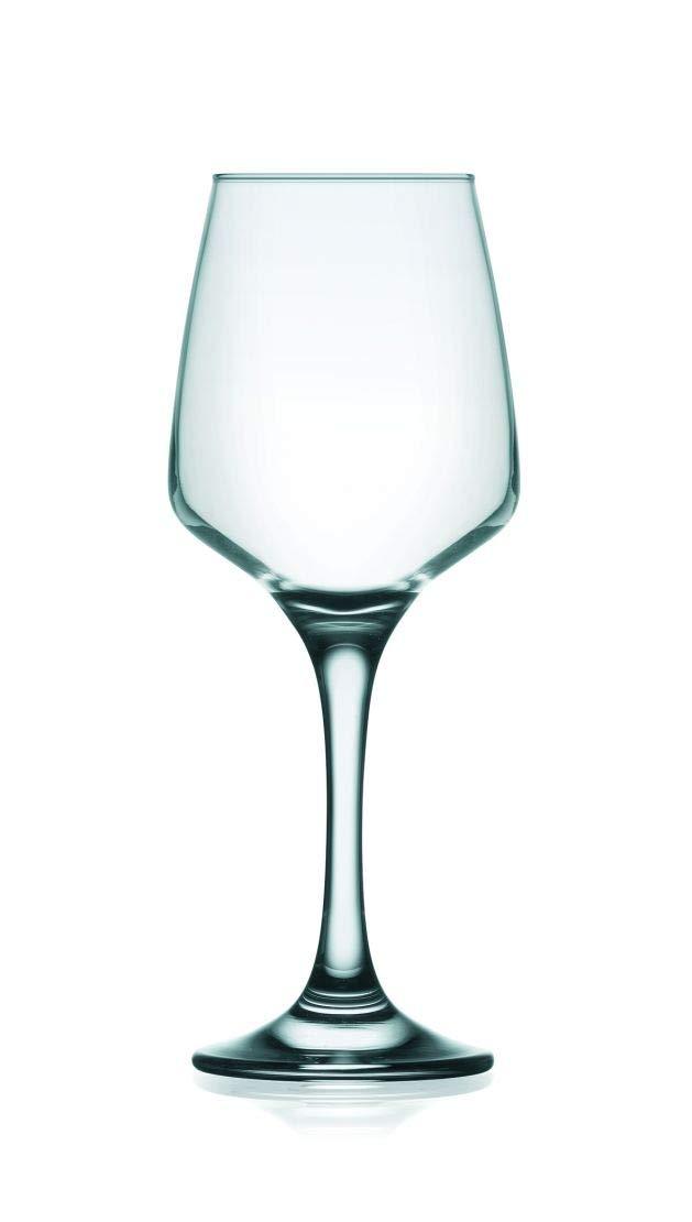 6-er Set 6, 12, 18, 24, 30, 36 STK. 6 Verschiedene Setgr/ö/ßen erh/ältlich Serie Classic Gastronomie-Qualit/ät Rotweinglas Weinglas 0,33 ltr