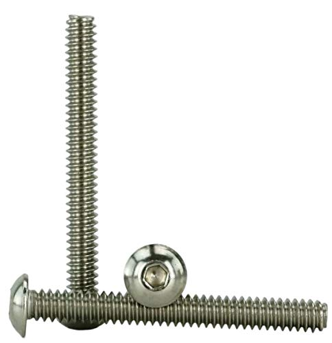 Stainless #6-32 x