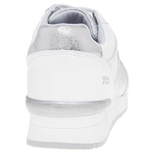 39 Mujer Zapatillas XTI Talla 48075 Color Blanco 0Zw1Oax