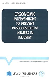 ergonomic interventions for reducing musculoskeletal disorders An ergonomic intervention program was implemented in the netherlands to reduce musculo-skeletal disorders (msds) in dental clinics the aim of this study was to improve preventional methods by.