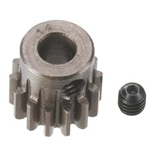 Robinson Racing 8714 Hard 5Mm Bore(.8) Pinion 14T