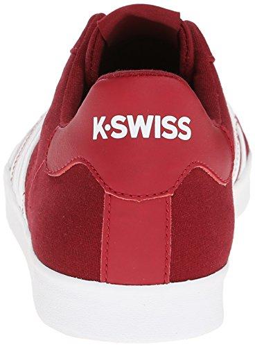 Biking Swiss K T Belmont Red Men's White SO wgRqnPRx
