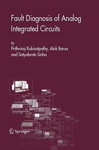Fault Diagnosis of Analog Integrated Circuits (Frontiers in Electronic Testing)