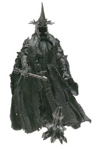 (Lord of the Rings - The Return of The King - Morgul Lord Witch King with Mace-Weilding Action)