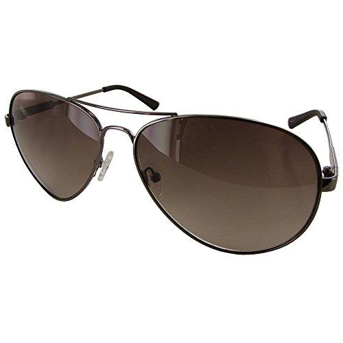 Guess GU 6735 GUN 35 Gunmetal Sunglasses (Sunglasses For Men By Guess)
