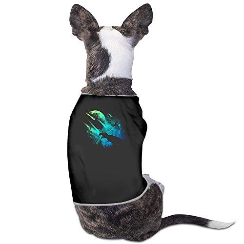 [Dog Costumes Beautiful Art Dinos Destruction Dog Jackets] (Xbox Costume Quest)