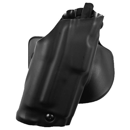Safariland 1130048 Glock 17, 22 with ITI M3, TLR-1, Insight XTI Procyon 6378 ALS Concealment Paddle Holster, Plain Black, Right Handed