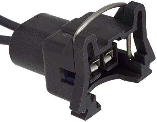 WVE by NTK 1P1002 A/C Compressor Cut-Out Switch Harness Connector ()