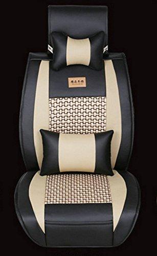 opall pu leather car seat cushion cover for hyundai tucson accent elantra terracan veracruz. Black Bedroom Furniture Sets. Home Design Ideas