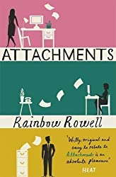 Attachments by Rowell, Rainbow (2012) Paperback
