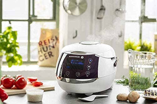 Reishunger - Hervidor de arroz/Arrocera digital (1,5 l/860 W/220 V ...