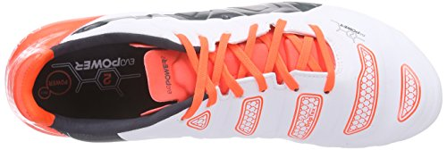 2 07 Evopower lava FG Blast Blanc Homme Puma de Football total White 2 Chaussures Eclipse ST6xSFn1