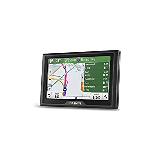 Garmin Drive 50 USA LMT GPS Navigator System with Lifetime Maps and Traffic, Driver Alerts, Direct Access, and Foursquare data (Certified Refurbished)