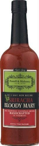 Powell & Mahoney Sriracha Bloody Mary Cocktail Mixer - Bloody Mary Origin