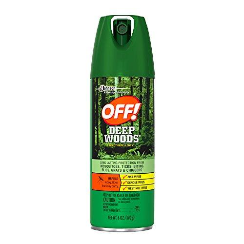 Deep Woods Off, 6 oz