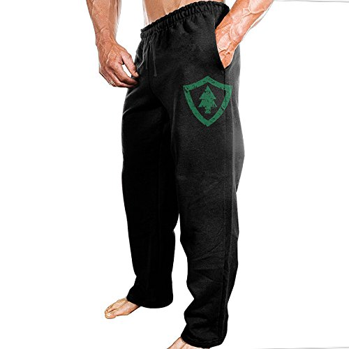 Firewatch Men's Sport Preshrunk Cotton Sweatpants