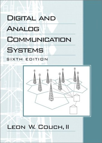 Digital and Analog Communication Systems (6th Edition)