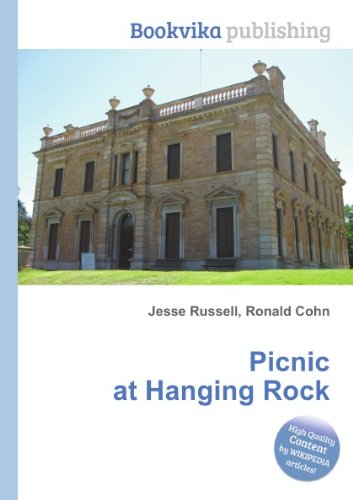 Book cover for Picnic at Hanging Rock