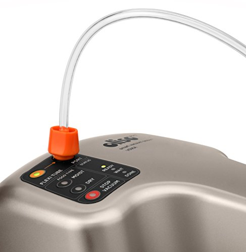 Oliso Pro VS95A Smart Vacuum Sealer, Silver by Oliso (Image #4)